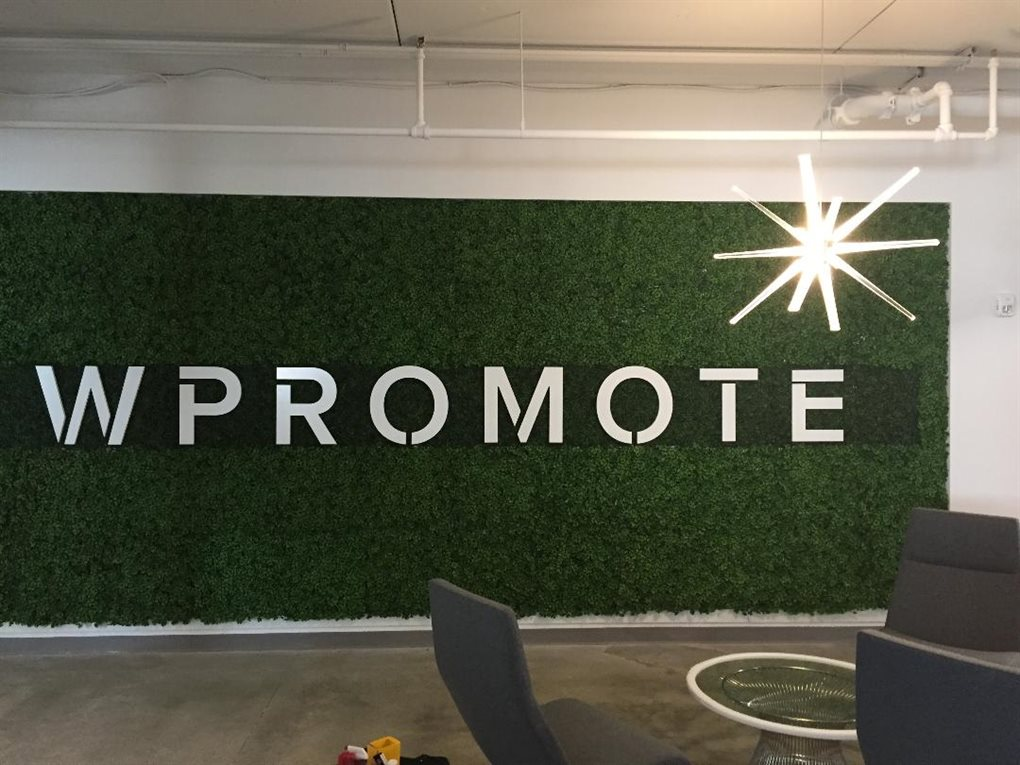 WPROMOTE MELVILLE WALL