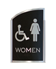 bathroom signs for business 2